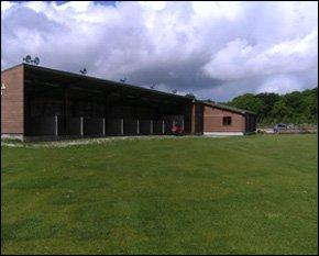 Golf practice - Peterhead, Aberdeenshire - Berryhill Driving Range - Driving range