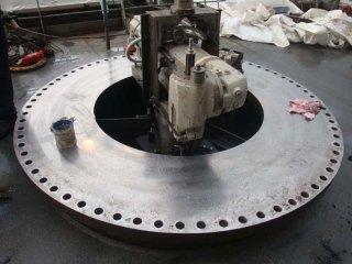 Manutenzione di turbine