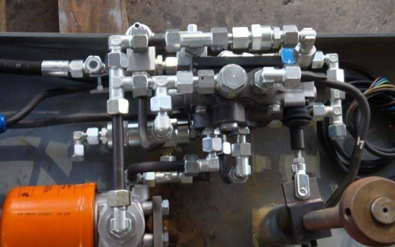 Manutenzione di impianti industriali