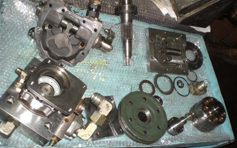 pezzi meccanici
