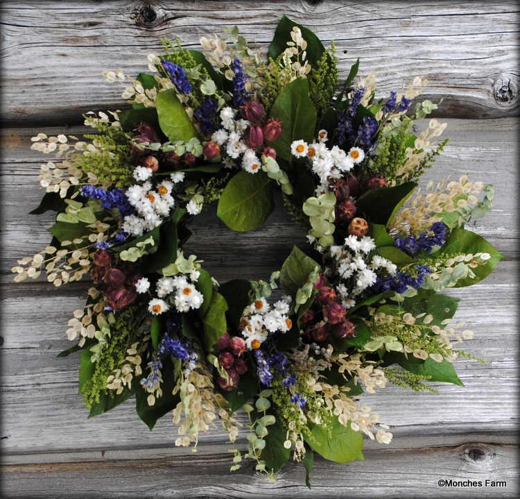 Floral Wreath Class #2