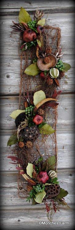 Harvest Wallpiece Class #3