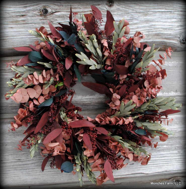 Eucalyptus Wreath Class #4