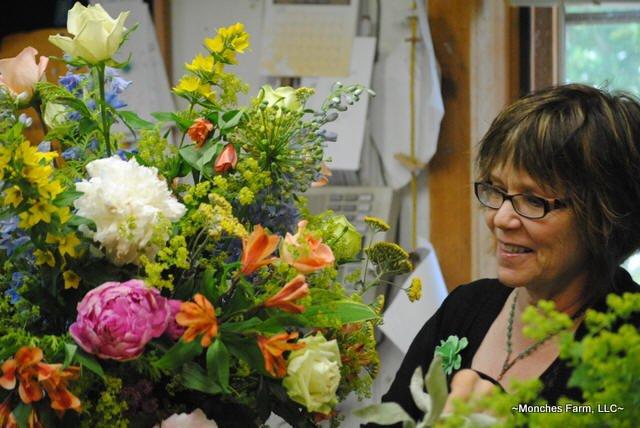 Johanna Kleckner, Shop Manager