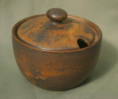 Small Covered Sugar Bowl