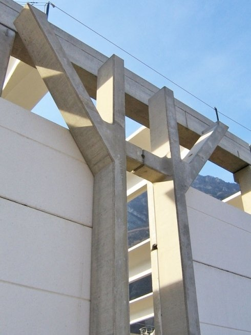 capannoni in cemento armato