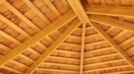Volta prefabbricata in legno