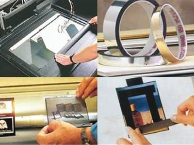 Nastri adesivi per arti grafiche e fotografia