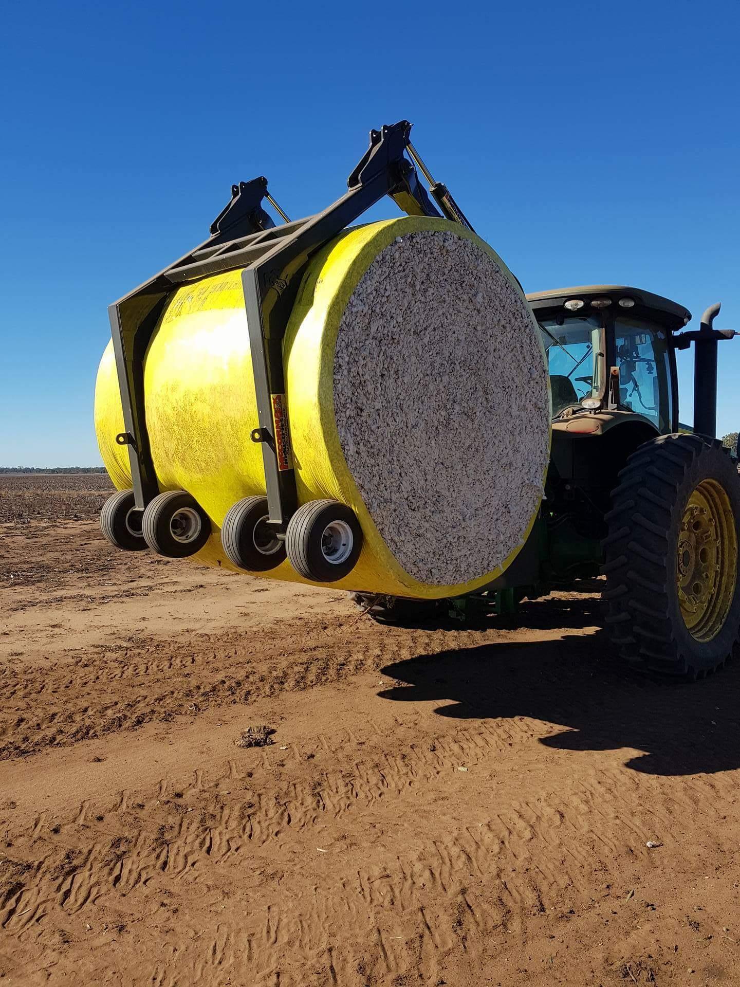 Mccormack Industries Aubigny Qld Cotton Handling