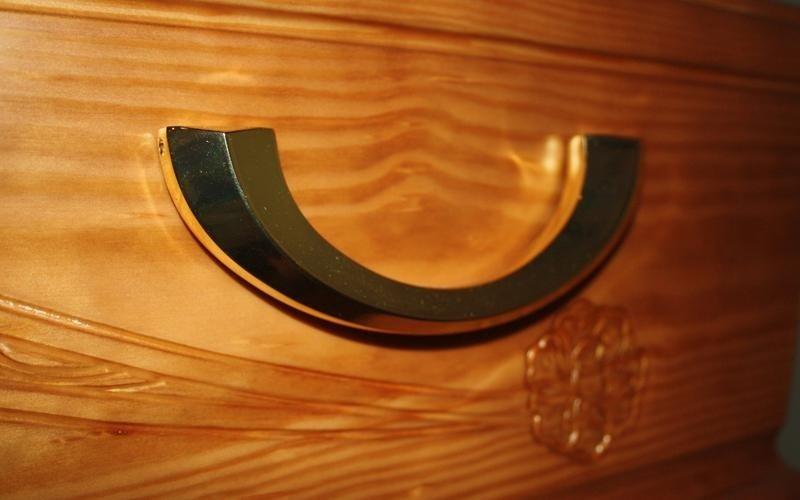 maniglia bara in legno cascina