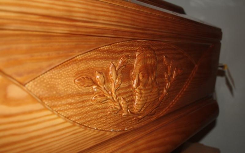 bara legno padre pio cascina