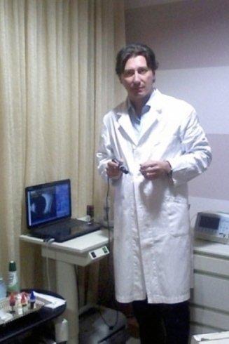 Medico chirurgo Nicola Santacroce