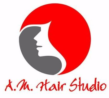 A.M. Hair Studio - Logo