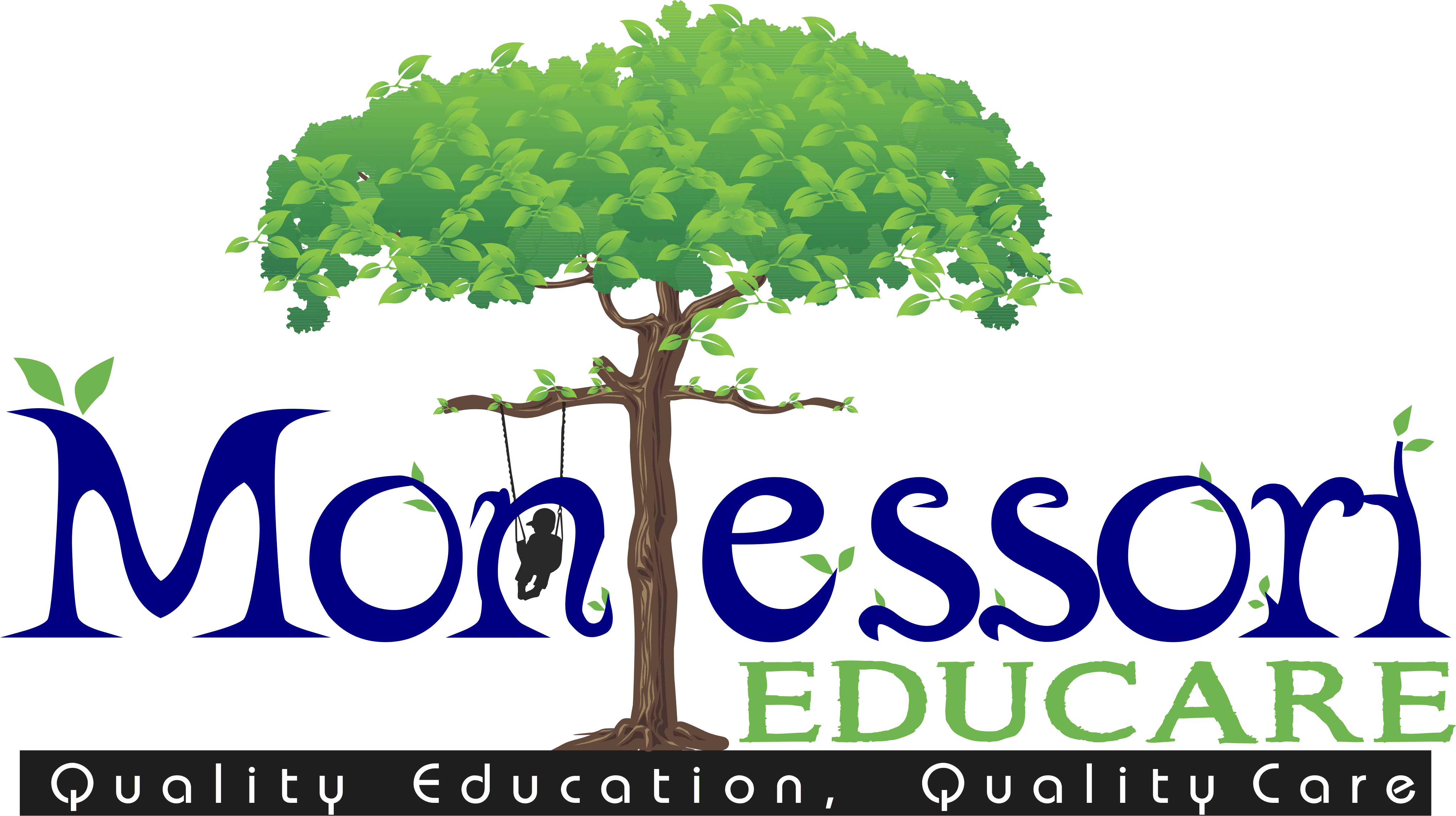 Monessori Educare Logo