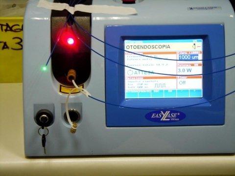 Trattamenti con laser a diodi