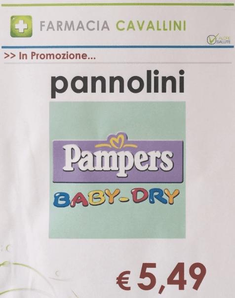 Offerta Pannolini