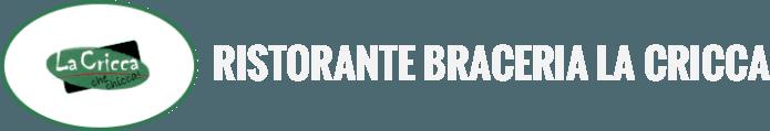RISTORANTE BRACERIA LA CRICCA - LOGO