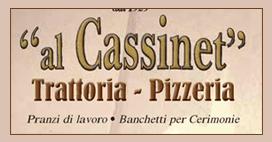 Ristorante Pizzeria Al Cassinet - LOGO