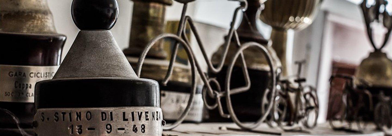 Biciclette artigianali all'officina Gemmati Velocipedi