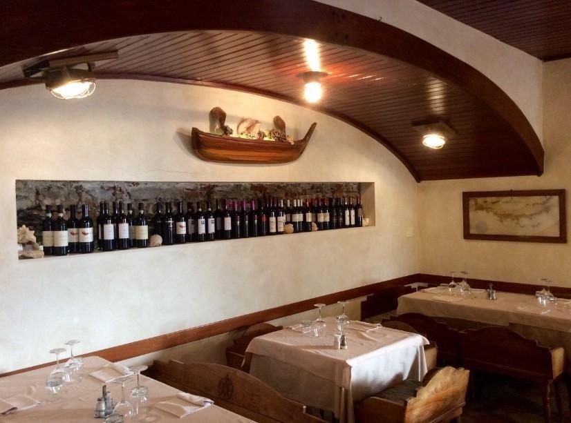 Ristorante Monique Dining Room