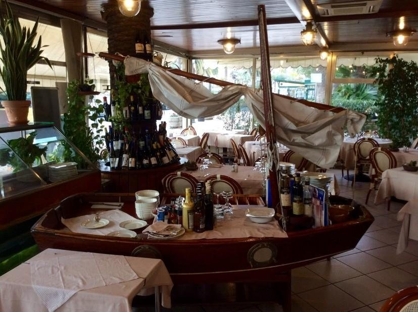 Restaurant in Rapallo
