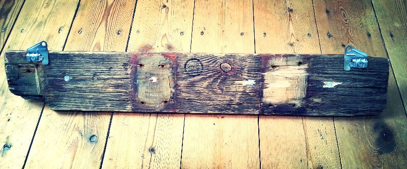 upcycled driftwood, coat hook rack, industrial, salvaged materials, cloakroom hook rack, distressed finish, rustic, natural, bolts, bolt hooks