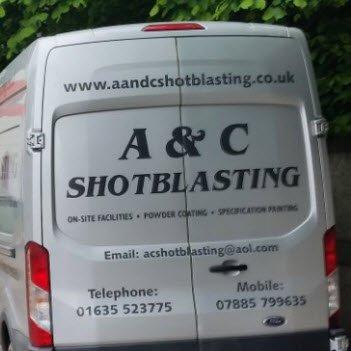 Shot blasting, powder coating & specification painting