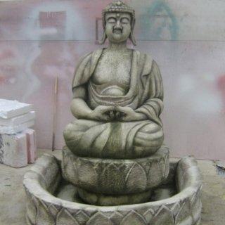 scultura polistirolo