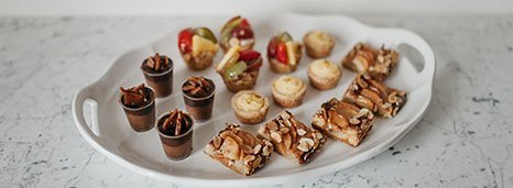 A Mix of Petit Fours