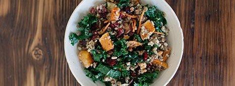 Mix's supergrain salad