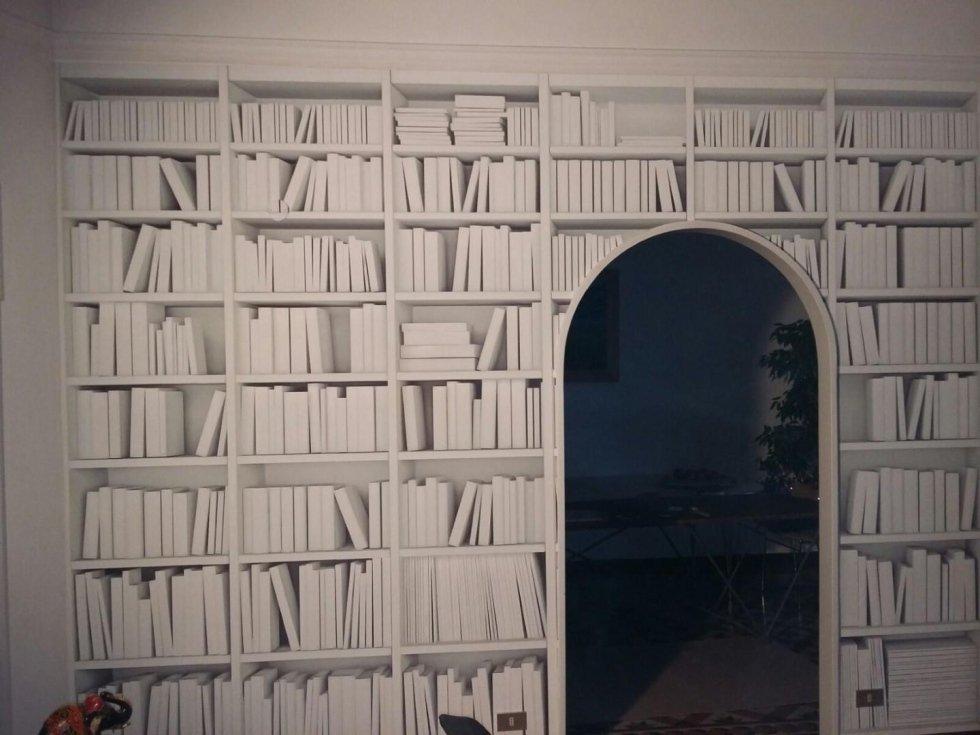 libreria tridimensionale