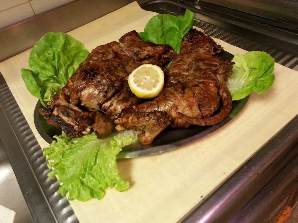 Carne Toscana ai Ferri - Ristorante la Mensa del Conte Pienza