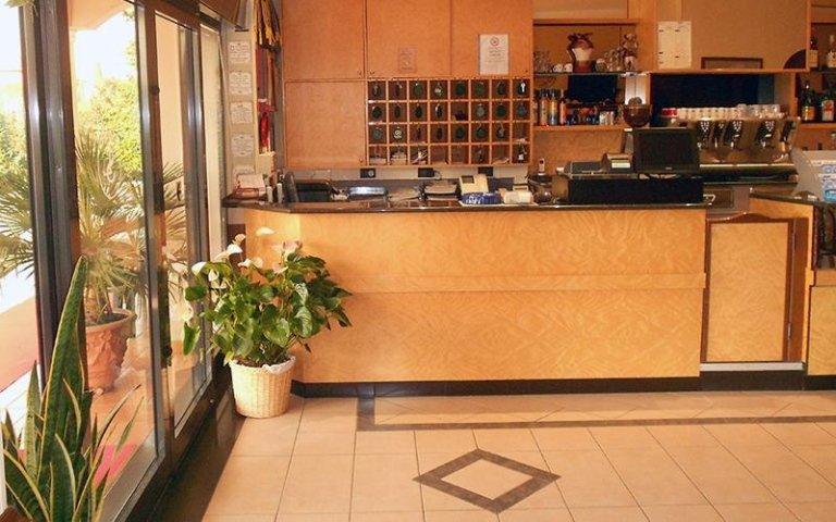 reception albergo poviglio