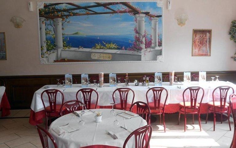 ambiente climatizzato ristorante