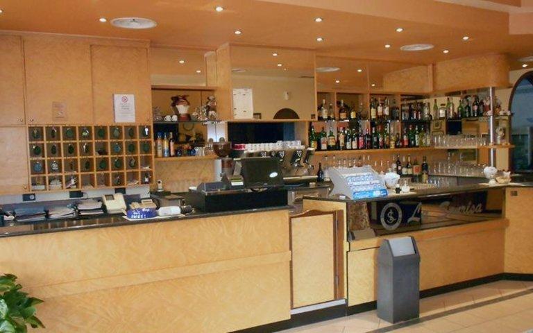 hall albergo ristorante