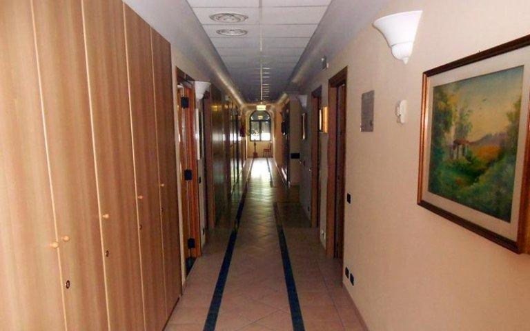 stanze albergo poviglio