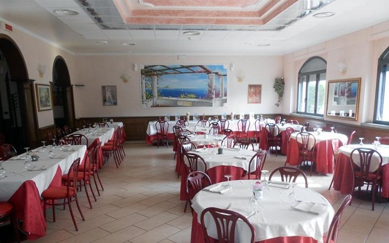 sala ristorante poviglio
