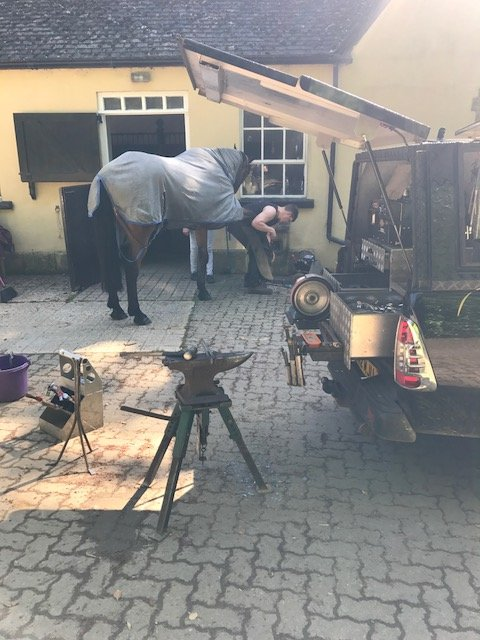 Mobile farriers