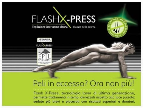 Flash x-press