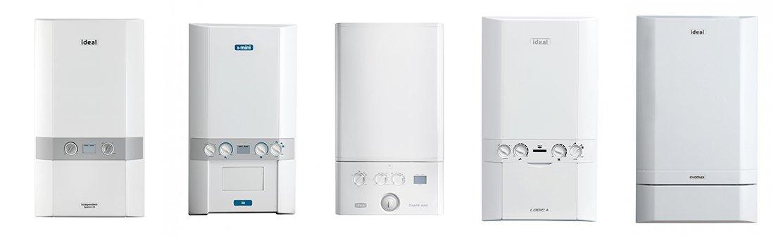 Ideal boiler range