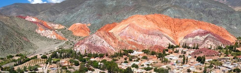 cerro dei sette colori
