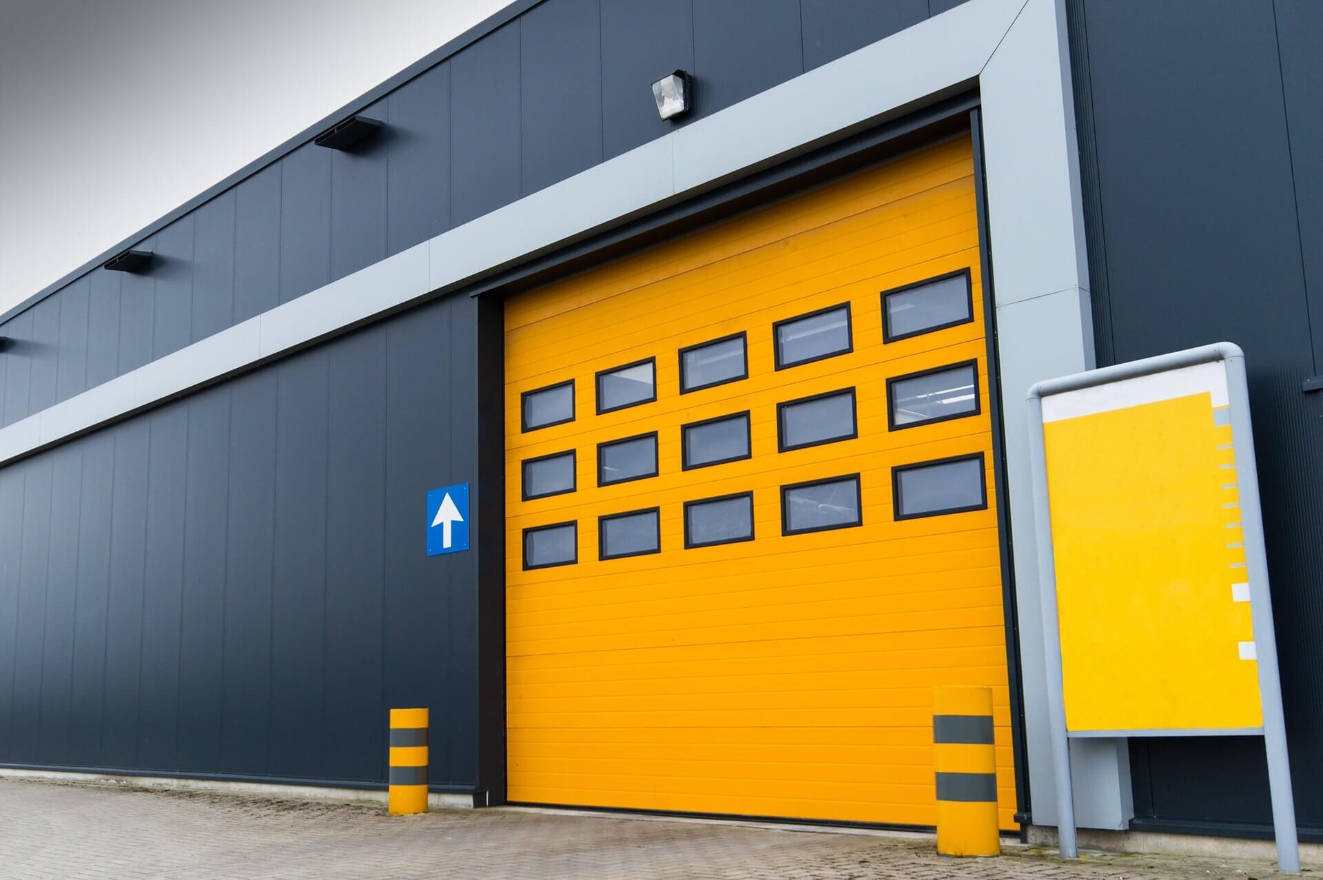 garage door installation Greenwood, SC