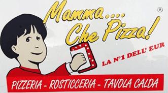MAMMA CHE PIZZA-Logo