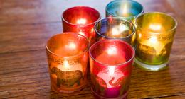 mini candele