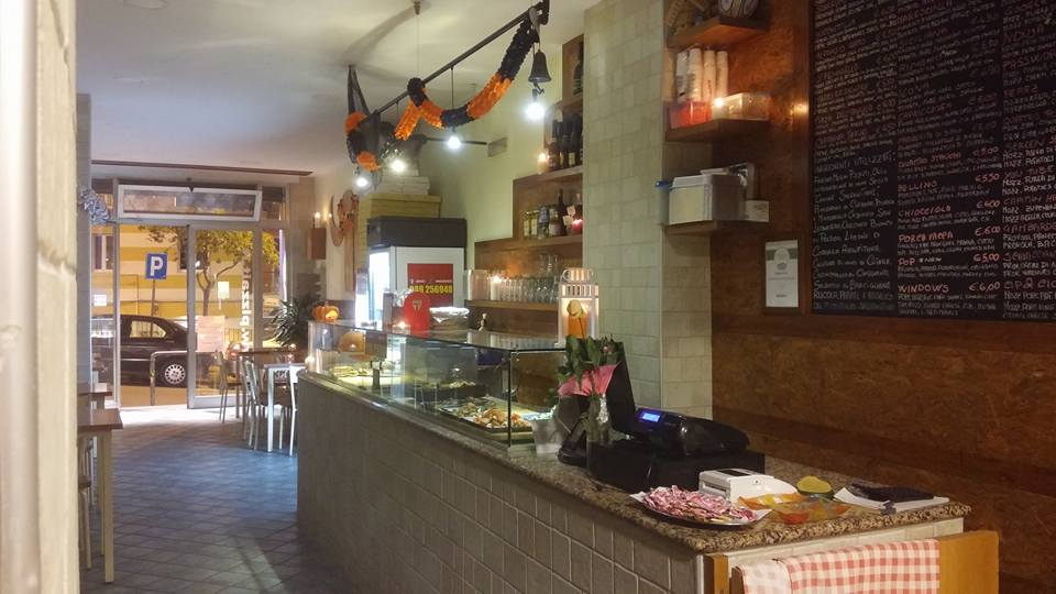 All'interno Pizza pizzeria @ IT
