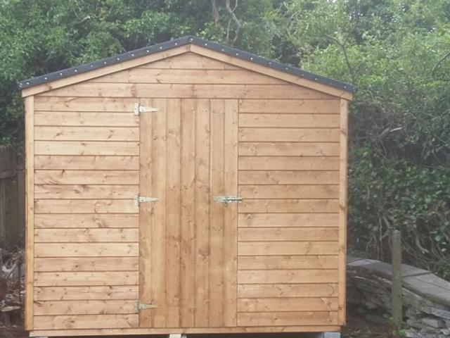 10x8 850 shed 14x10