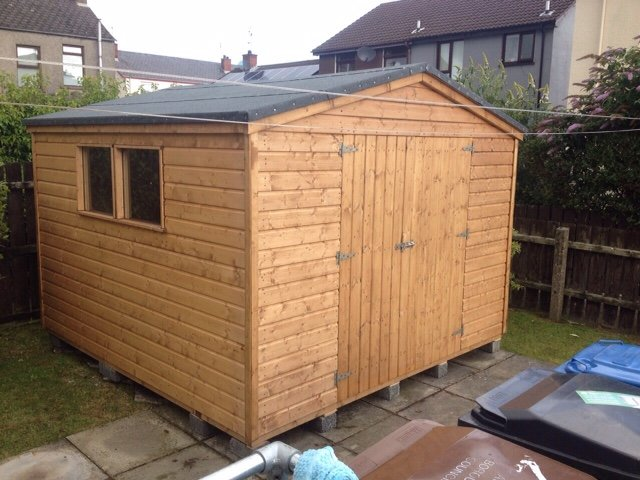 Shed -10X10