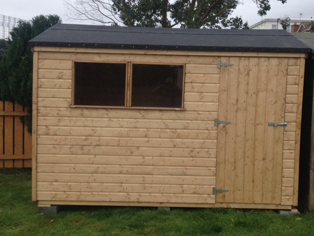 shed - 12X6