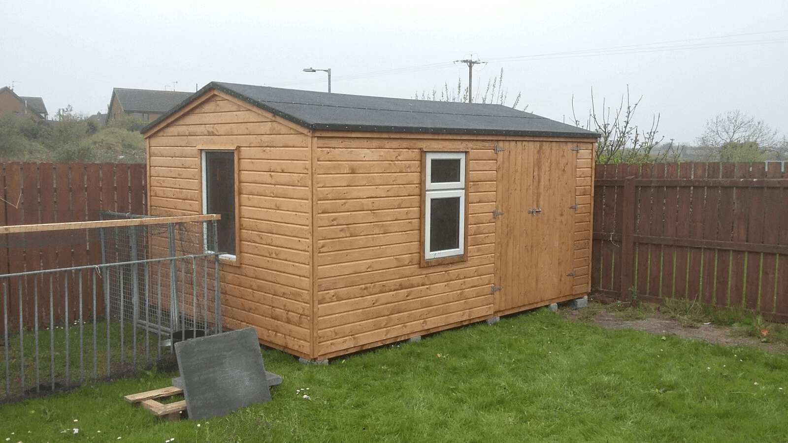 shed 14X10