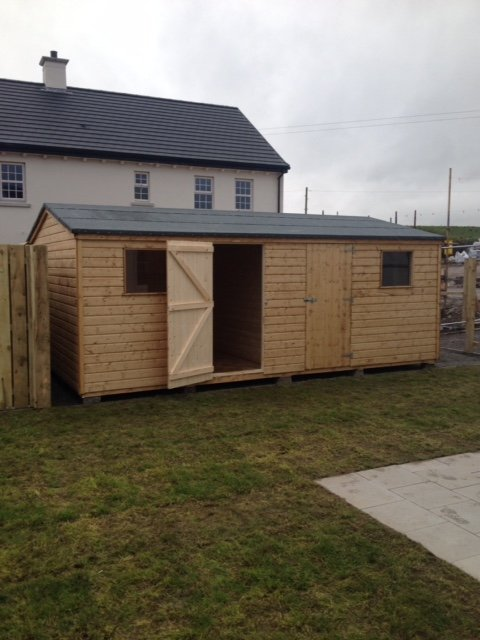 shed - 16x12